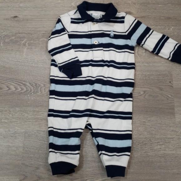 ed6500e9 Ralph Lauren Infant Onesie